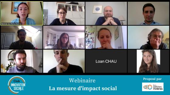 Webinaire Mesure d'Impact Social